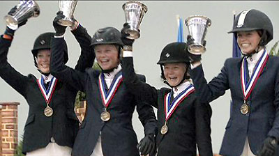Pony Finals: Zone 8, Team Jumper Gold